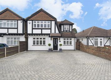 Thumbnail 4 bed detached house for sale in Old Charlton Road, Shepperton