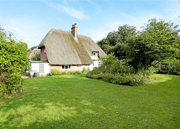 Thumbnail 3 bed detached house for sale in Wootton Rivers, Marlborough, Wiltshire