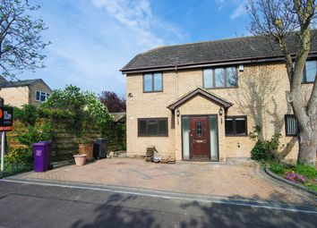 Thumbnail 5 bed semi-detached house to rent in Chilcourt, Royston, Hertfordshire