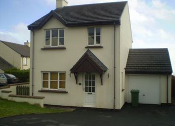 Thumbnail 3 bed town house to rent in Church Close, Lonan, Laxey