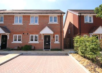 Thumbnail 2 bed semi-detached house for sale in Chenneston Close, Sunbury-On-Thames, Surrey