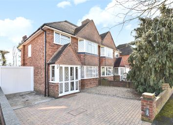 Thumbnail 3 bed semi-detached house for sale in St. Georges Drive, Ickenham, Middlesex