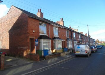 Thumbnail 2 bed semi-detached house to rent in Milton Street, Mansfield