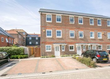 Thumbnail 4 bed end terrace house for sale in Campion Square, Dunton Green, Sevenoaks, Kent