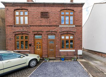 Thumbnail 3 bed semi-detached house for sale in Swepstone Road, Heather