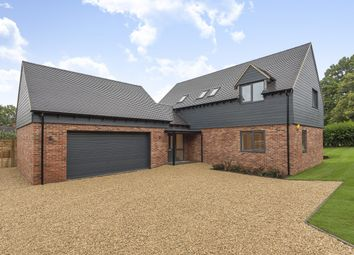 4 bed detached house for sale in Stane Street, Slinfold, Horsham RH13