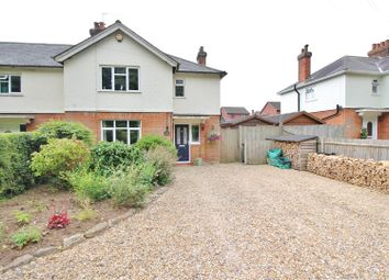 Thumbnail 3 bedroom end terrace house for sale in Wellington Terrace, Basingstoke