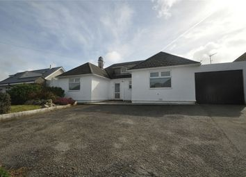 Thumbnail 4 bed detached bungalow to rent in Kernick Road, Penryn