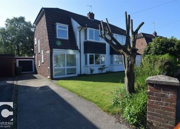 Thumbnail 3 bed semi-detached house to rent in Brooklet Road, Heswall, Wirral, Merseyside