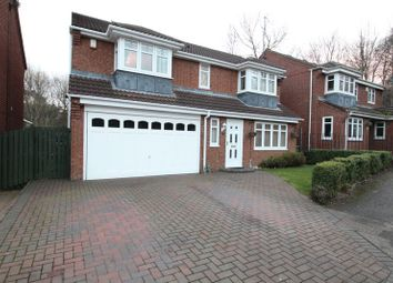 Thumbnail 4 bed detached house for sale in Mill Dene View, Jarrow