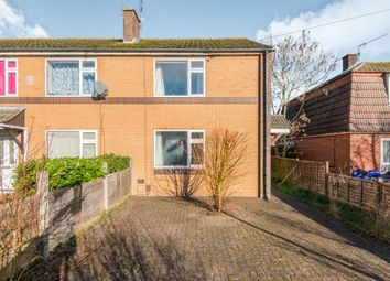 Thumbnail 2 bed end terrace house for sale in Devon Drive, Chandlers Ford, Eastleigh