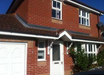 Thumbnail 4 bedroom detached house to rent in Burdock Way, Attleborough