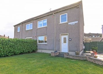 Thumbnail 3 bed semi-detached house for sale in Wester Drylaw Drive, Edinburgh