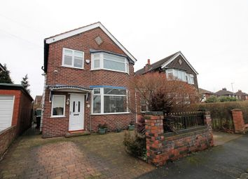 Thumbnail 3 bed detached house for sale in Warwick Drive, Urmston, Manchester