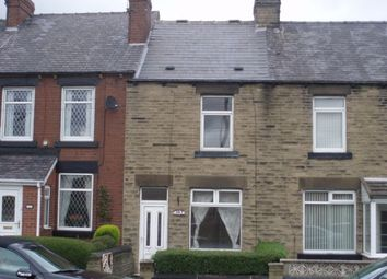 Thumbnail 3 bed terraced house to rent in Wakefield Road, Barnsley
