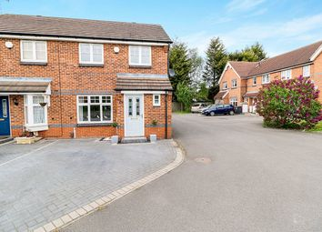 Thumbnail 3 bed semi-detached house for sale in Whitworth Avenue, Hinckley