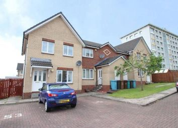 Thumbnail 3 bed end terrace house for sale in Ferguson Way, Airdrie, North Lanarkshire