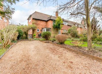 Thumbnail End terrace house for sale in Spiceall, Compton, Guildford