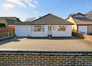 Thumbnail 3 bedroom detached bungalow for sale in Longford Road, Cannock, Staffordshire