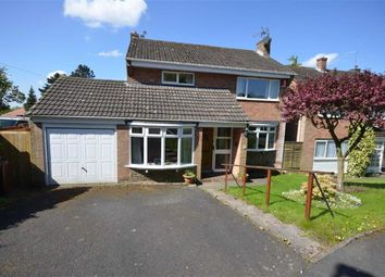 Thumbnail 4 bed detached house for sale in Frobisher Drive, Swynnerton, Stone
