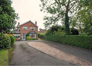 4 bed detached house for sale in Saffron Road, Wigston LE18