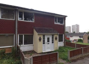 Thumbnail 3 bed end terrace house for sale in Stratford Walk, Birmingham, West Midlands