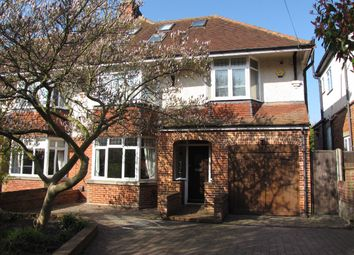 Thumbnail 4 bedroom semi-detached house for sale in Carmarthen Avenue, Drayton, Portsmouth