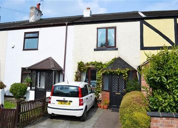 Thumbnail 2 bed cottage for sale in Wash Lane, Leigh