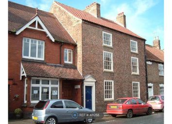 Thumbnail 2 bed flat to rent in Kirkgate, Thirsk