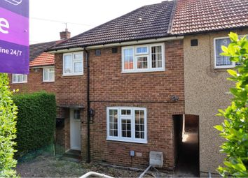 Thumbnail 3 bed terraced house for sale in Hall Mead, Letchworth Garden City