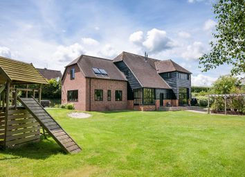 Thumbnail 6 bed detached house for sale in Melchet Park, Sherfield English, Romsey