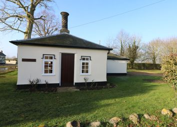 Thumbnail 2 bedroom detached bungalow to rent in Folly Lane, Bressingham, Diss