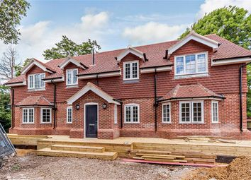 Thumbnail 5 bed detached house for sale in Turners Oak, Vicarage Close, Old Malden, Worcester Park