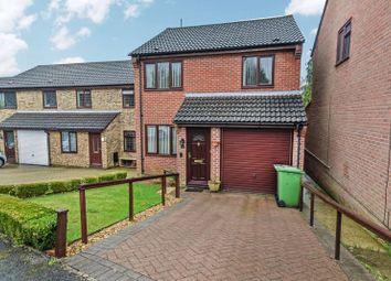 Thumbnail 3 bed detached house for sale in The Yews, Horndean, Waterlooville