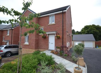Thumbnail 4 bed detached house for sale in White Farm, Barry