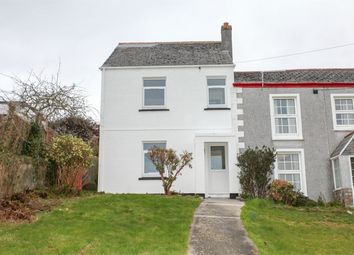 Thumbnail 3 bed semi-detached house for sale in Sea View Terrace, St Blazey, Par, Cornwall