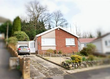 Thumbnail 3 bed detached bungalow for sale in Bryncatwg, Cadoxton, Neath, West Glamorgan