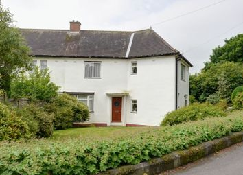 Thumbnail 3 bedroom semi-detached house for sale in Broomy Hill Road, Throckley, Newcastle Upon Tyne