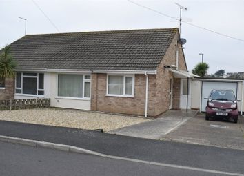 Thumbnail Semi-detached house to rent in Meadow Drive, Bude, Cornwall