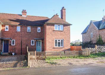 Thumbnail Semi-detached house for sale in Brookhampton Street, Ickleton, Saffron Walden