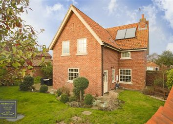 Thumbnail 4 bed detached house for sale in Water Lane, Bassingham, Lincolnshire