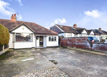 Thumbnail 4 bed semi-detached bungalow for sale in Tudor Avenue, Worcester Park