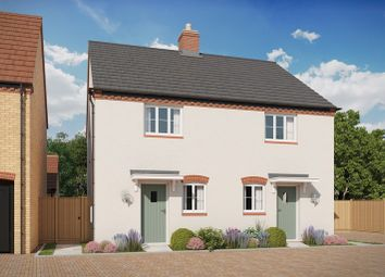Thumbnail 2 bed semi-detached house for sale in New Yatt Road, North Leigh Oxfordshire