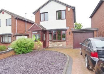 Thumbnail 3 bed detached house to rent in Sandon Road, Cresswell, Stoke-On-Trent