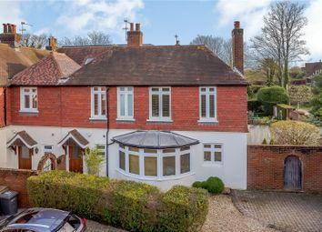 3 bed semi-detached house for sale in Downside Place, Warren Road, Guildford, Surrey GU1