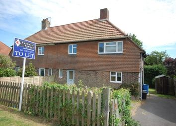 Thumbnail 3 bed property to rent in Cricketfield, Newick, Lewes