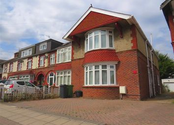 Thumbnail 4 bedroom semi-detached house for sale in Chatsworth Avenue, Cosham, Portsmouth