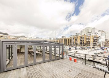 Thumbnail 5 bed houseboat for sale in East Smithfield, London