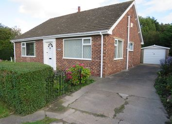 Thumbnail 2 bed detached house for sale in Ashfield Avenue, Thorne, Doncaster
