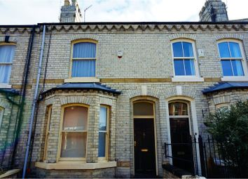 Thumbnail 3 bedroom terraced house for sale in Millfield Road, York